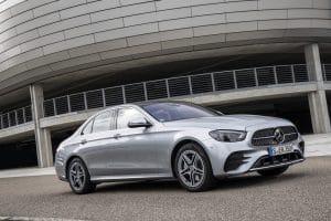 Mercedes-Benz E-Klasse Test