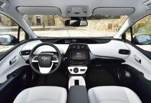Toyota Prius Plug-in Hybrid Test