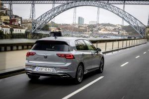 VW Golf 1.5 e-TSI Test