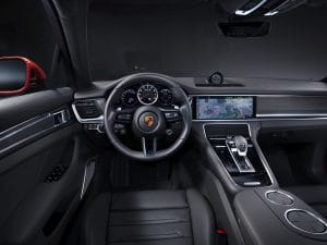 Porsche Panamera 2021 Innenraum