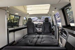 Mercedes-Benz Marco Polo Innenraum