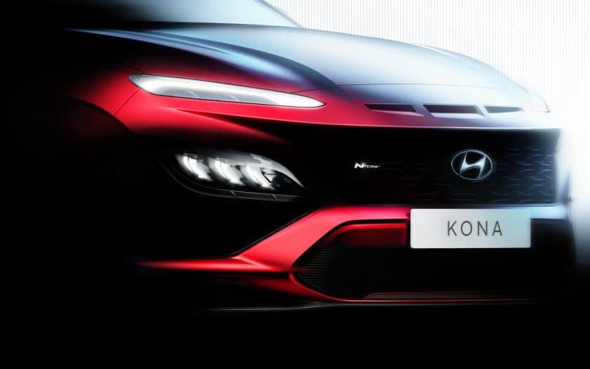 Hyundai Kona N-Line
