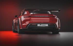 Porsche Taycan Breitbau