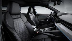 Audi A3 Sportback 40 TFSI e Plugin-Hybrid Innenraum