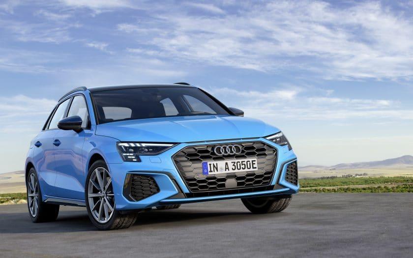 Audi A3 Sportback 40 TFSI e Plugin-Hybrid