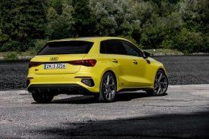 Audi S3 Probefahrt