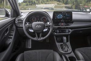 Hyundai Hyundai i30 N Innenraum