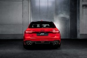 Abt Audi RS4 Tuning