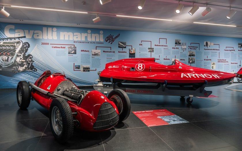 Alfa Romeo Werksmuseum