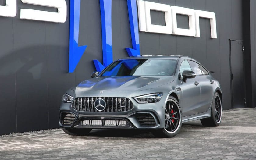 Mercedes-AMG GT 63 S Tuning
