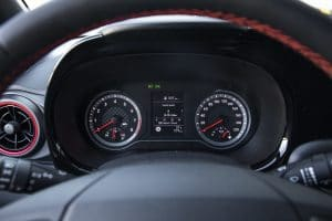Hyundai i10 N-Line Innenraum