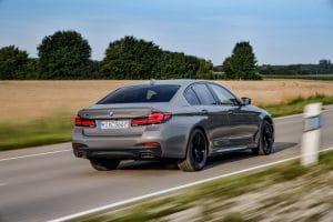 BMW 545e x-Drive