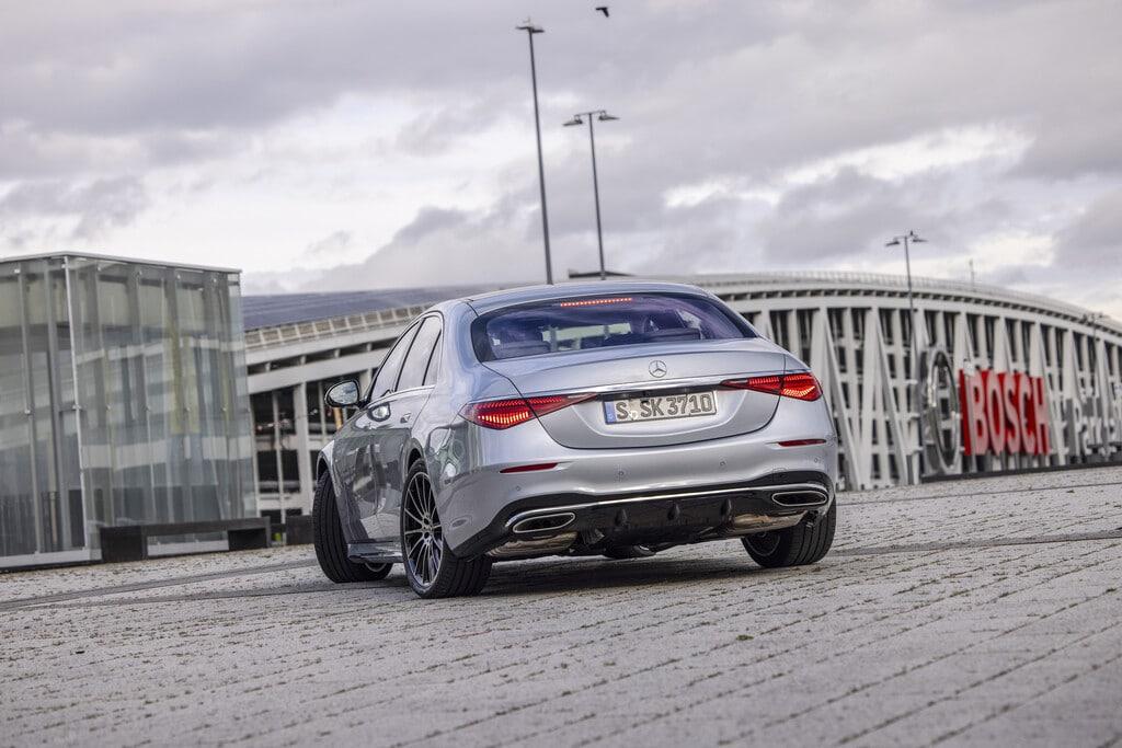 V12 Für Die Neue Mercedes S-Klasse 2021?   AUTODINO
