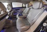 Mercedes S-Klasse 2021 Innenraum