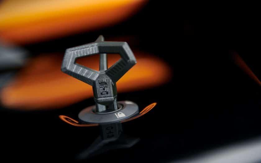 Lamborghini Huracán STO Schlüssel