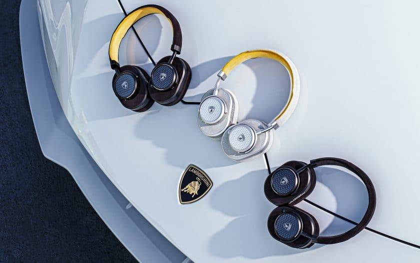 Lamborghini Kopfhörer