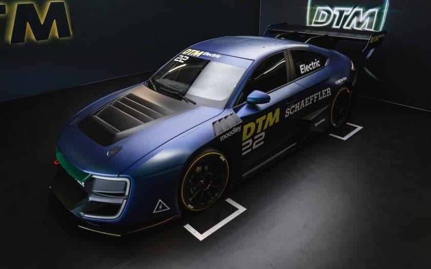 DTM Elektroauto
