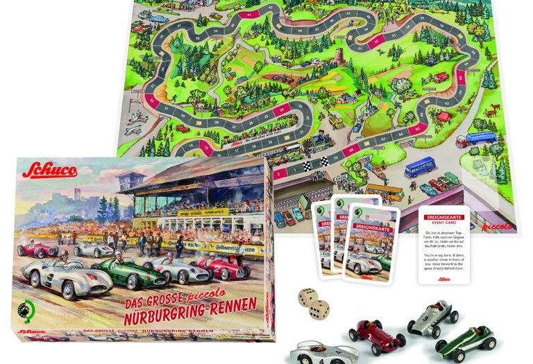 Nürburgring-Rennspiel