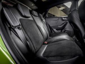 Ford Puma ST Innenraum