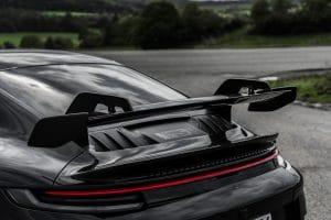 Porsche 911 GT3 Flügel