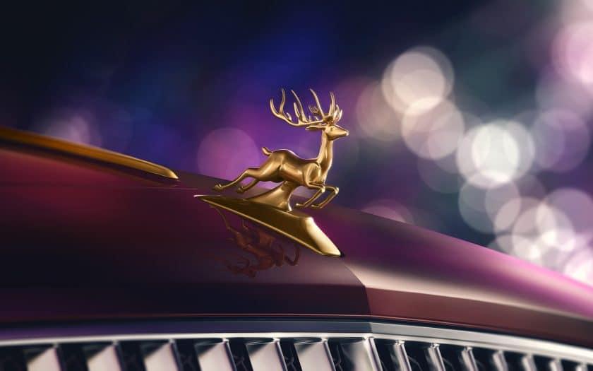 Bentley Flyin Spur Reindeer Eight