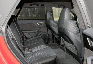 Audi SQ8 TFSI Innenraum