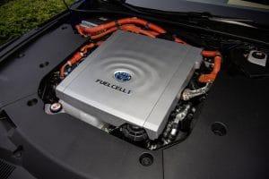 Brennstoffzelle Toyota Mirai Antrieb