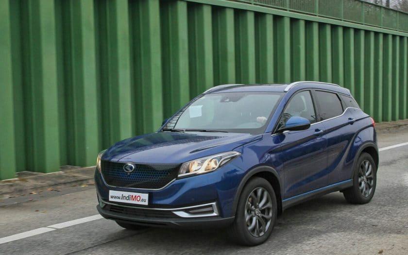China Elektroauto Seres 3