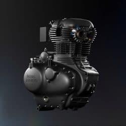 Royal Enfield Meteor 350 Motor