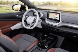 VW ID4 Innenraum