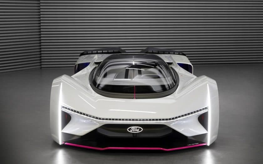 Ford Project P1