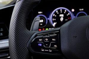 VW Golf R Test Probefahrt