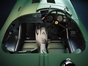 Jaguar C-Type Nachbau