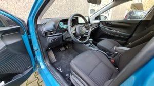 Hyundai i20 1.0 T-GDI Innenraum