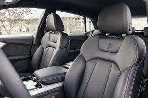 Audi Q8 60 TFSI e Innenraum