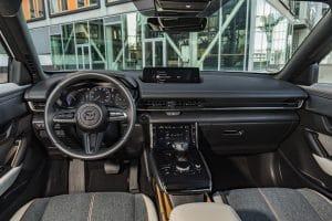 Mazda MX-30 e-Skyactiv Innenraum