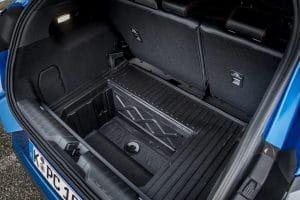 Ford Puma 1.0 Hybrid Kofferraum