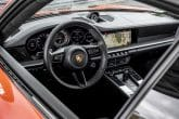 Porsche 911 Turbo Innenraum