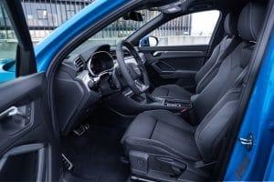 Audi Q3 45 TFSI e Innenraum