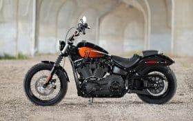 Harley-Davidson Street Bob 2021