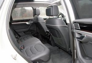 Volkswagen Touareg e-Hybrid Innenraum