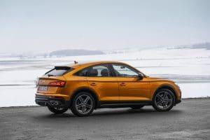 Audi SQ5 TDI Sportback Probefahrt