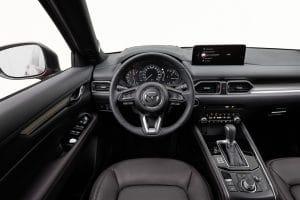 Mazda CX-5 2021 Innenraum
