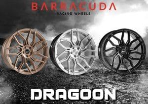 Barracuda Dragoon Felge