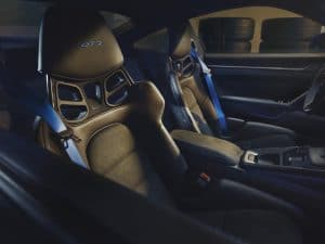 Porsche 911 GT3 Innenraum