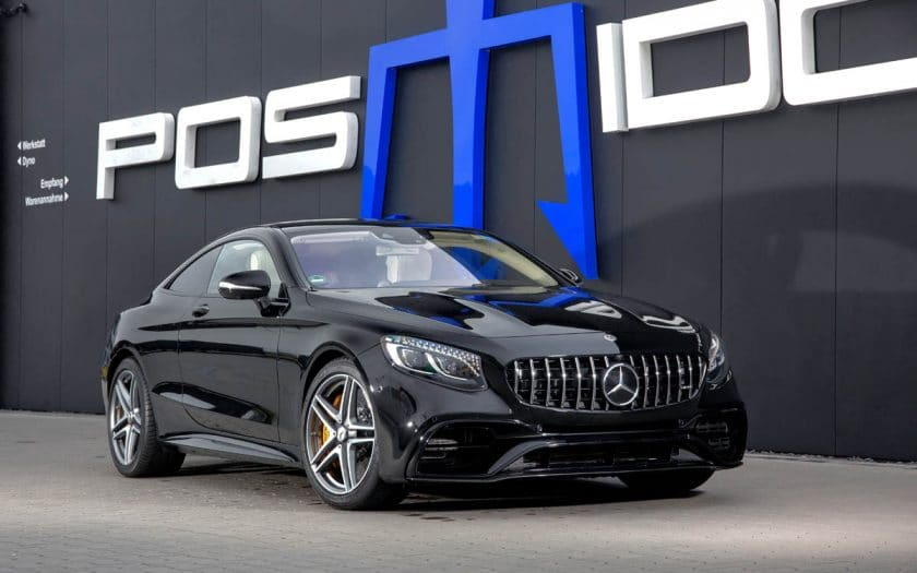 Mercedes-AMG S 63 Tuning