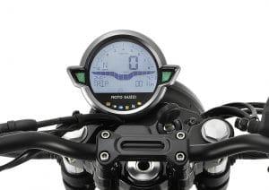 Moto Guzzi V7 Stone Tacho