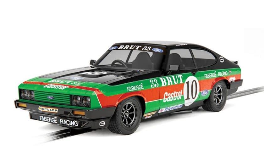 """Ford Capri Mk III """"Fabergé Racing No. 10"""""""