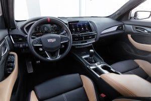 Cadillac Blackwing Innenraum