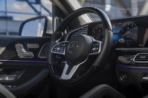 Mercedes-Maybach GLS 600 Innenraum